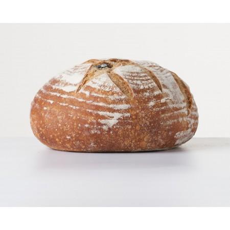Olivový kváskový chléb 600g