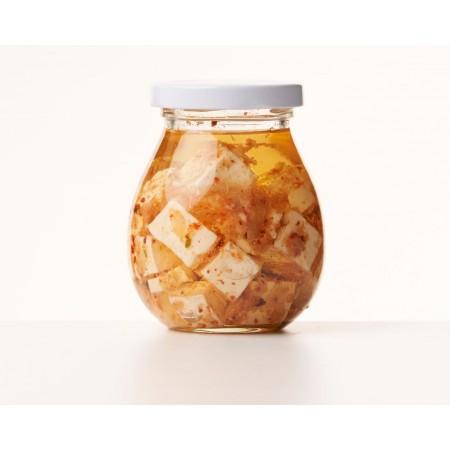 Nakládaný sýr pepř a chilli 220 g