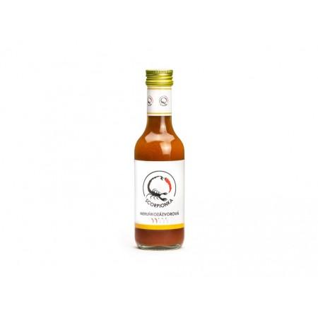 Meruňko-zázvorová chilli omáčka 180ml